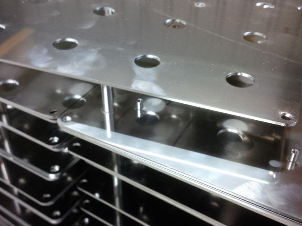 Sheet Metal Components Sullo Engineering